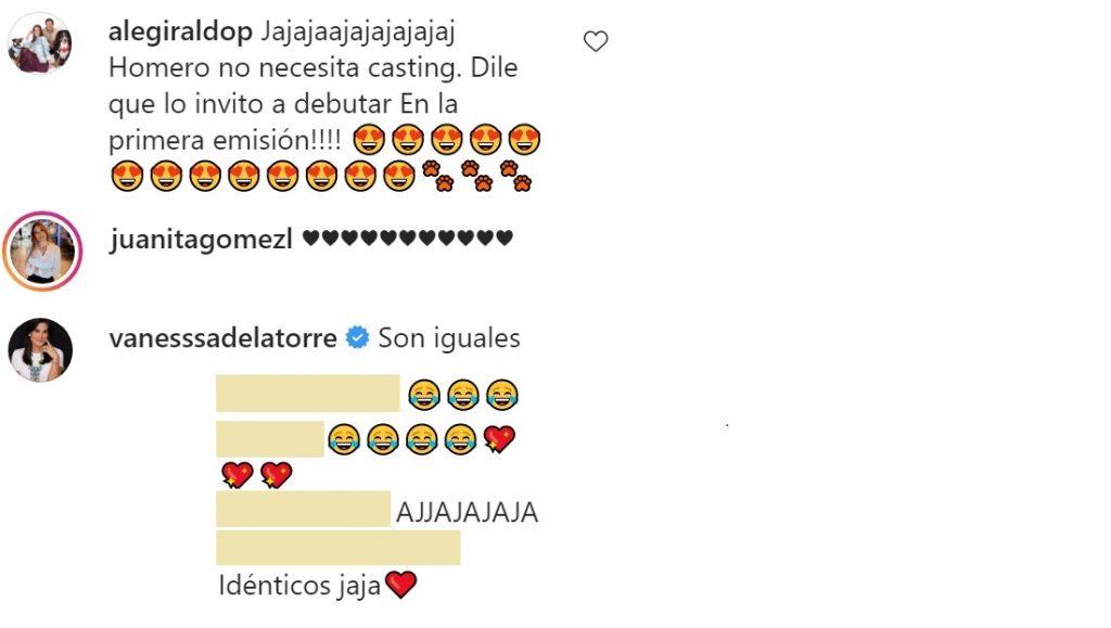 Capturas de pantalla Instagram juandiego.alvira.