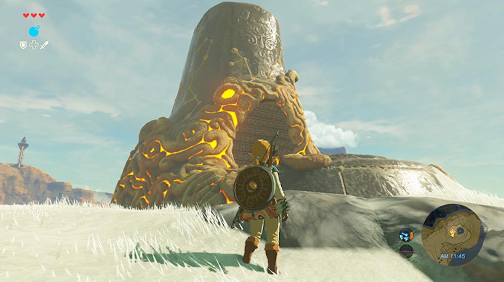 Mejores videojuegos de la historia: 'The Legend of Zelda: Breath of the Wild'