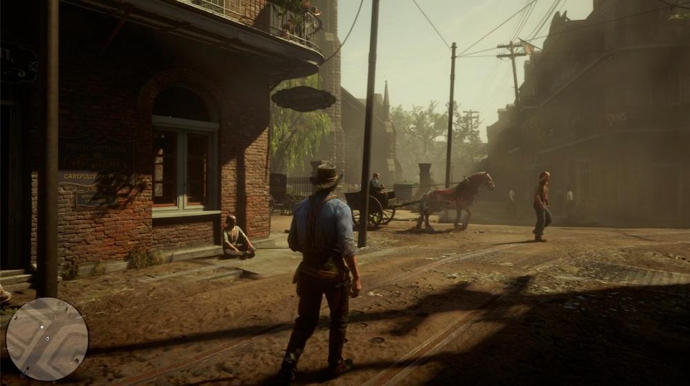 Mejores videojuegos de la historia: 'Red Dead Redemption 2'