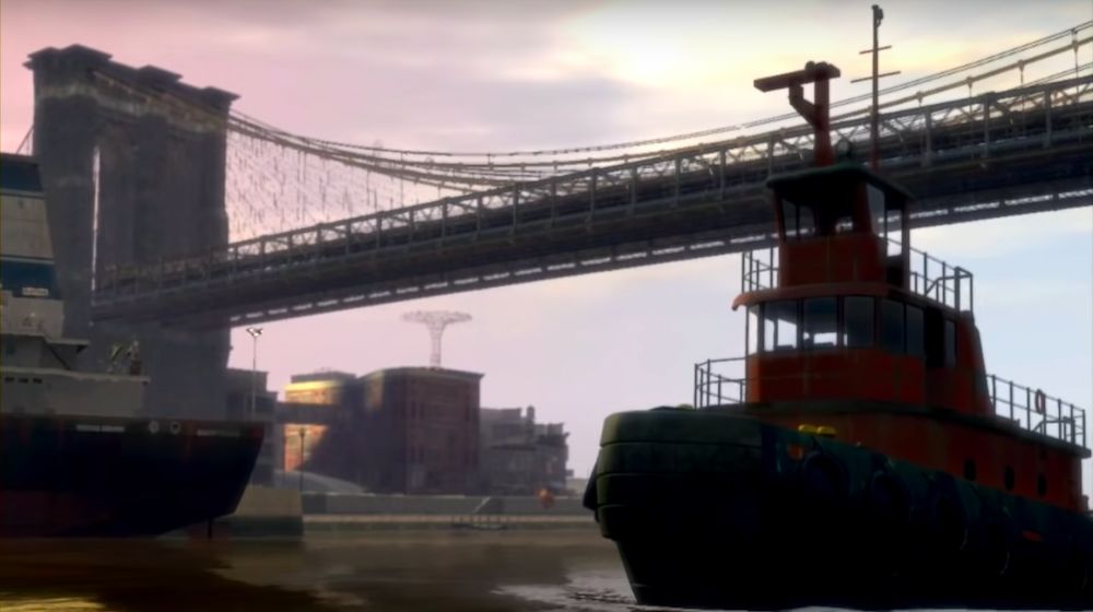 Mejores videojuegos de la historia: 'Grand Theft Auto IV'