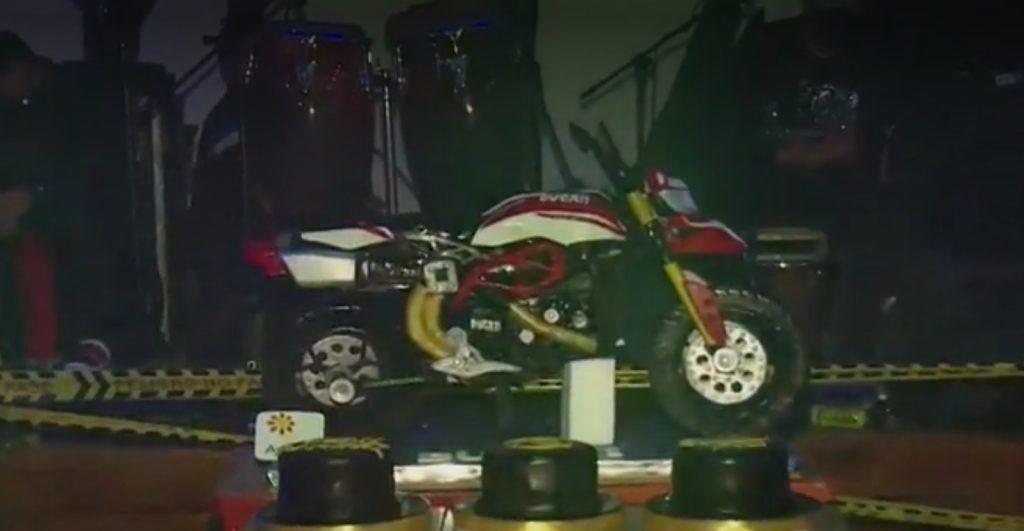 Captura de video de noticias Caracol