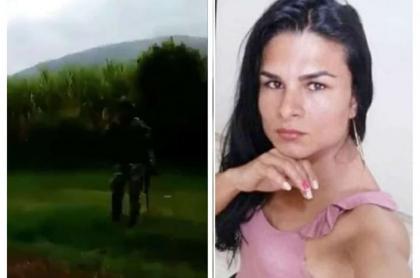 Fiscalía y Procuraduría investigan muerte de Juliana Giraldo a manos de soldado