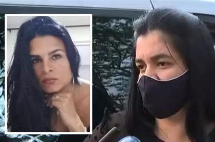 Hermana de Juliana Giraldo habla de trino de gloria al soldado