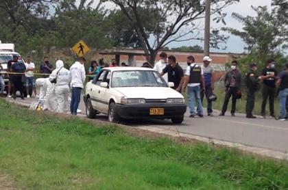 Las autoridades siguen investigando lo sucedido con Juliana Giraldo en el Cauca.