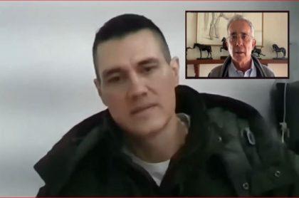 Juan Guillermo Monsalve, testigo contra Álvaro Uribe, en entrevista con Daniel Coronell