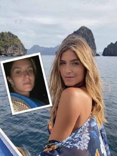 Laura Tobón: la presentadora fue rescatada junto a su familia tras quedar a la deriva en la Ciénaga Grande de Santa Marta.