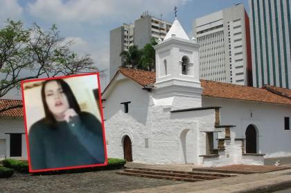 Iglesia La Merced de Cali, y actriz porno que grabó videos para adultos frente a ese templo