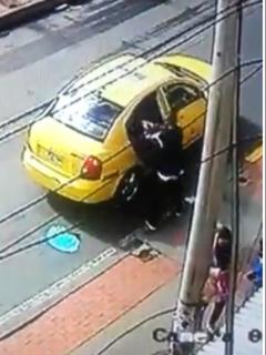 Sicario mató a hombre en El Codito, localidad de Usaquén, norte de Bogotá