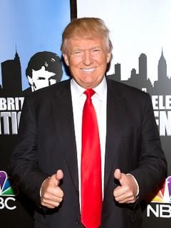 Reality 'El aprendiz' salvó a Trump de la quiebra.