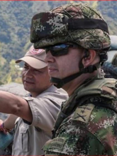 Rafael Guarín, consejero presidencial, responde a amenaza de 'Iván Márquez' y 'Jesús Santrich'