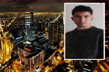 Hernán Bonilla, joven reportado como desaparecido en Bogotá