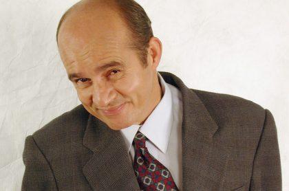 Cómo luce Jairo Camargo, recordado por su papel del doctor Alirio Perafán en 'Pedro, el escamoso', luego de superar el COVID-19.