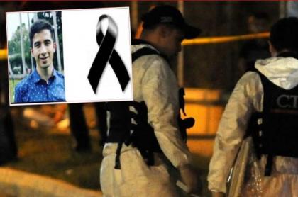 Hernán Bonilla, joven reportado como desaparecido en Bogotá y que fue hallado sin vida