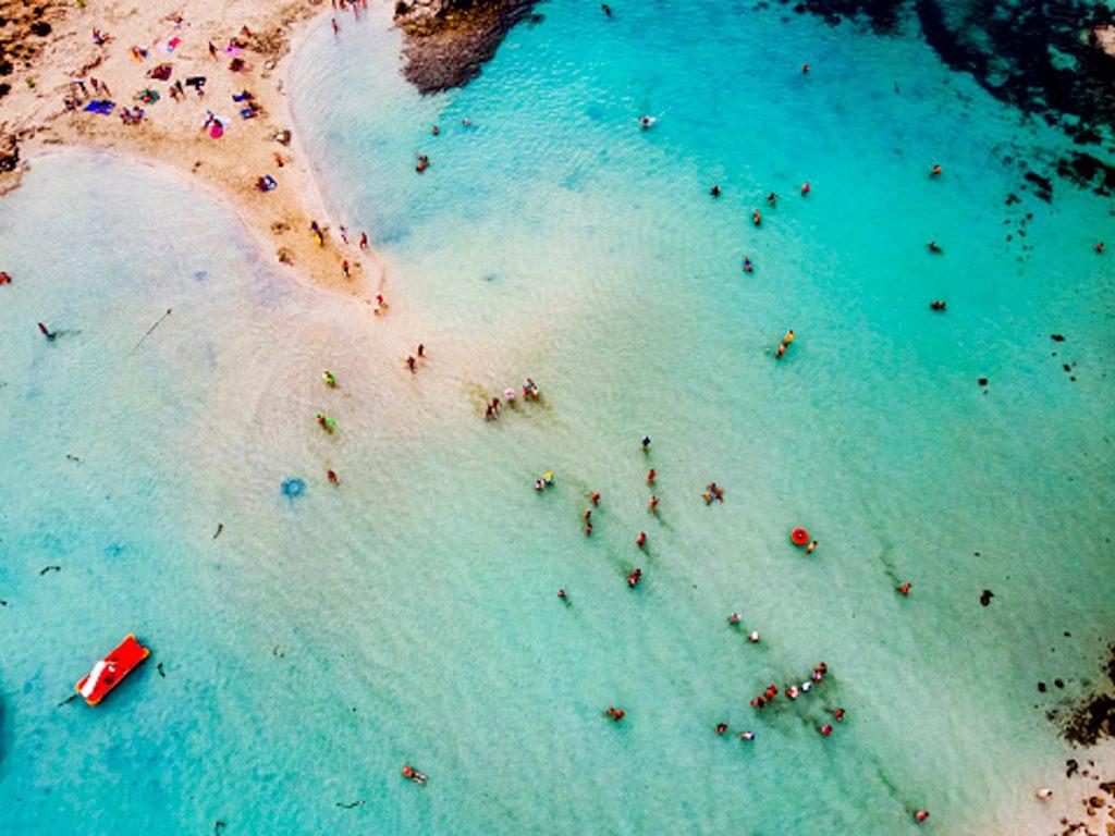 Getty / Nissi Beach - Dentro de las mejores playas del mundo