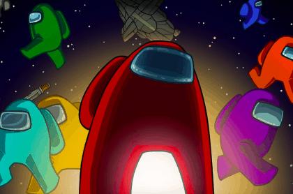 Imagen de 'Among Us' para ilustrar nota sobre qué es, cómo se juega y cómo descargar el juego