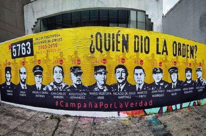 Víctimas de falsos positivos piden a JEP expulsar a Mario Montoya