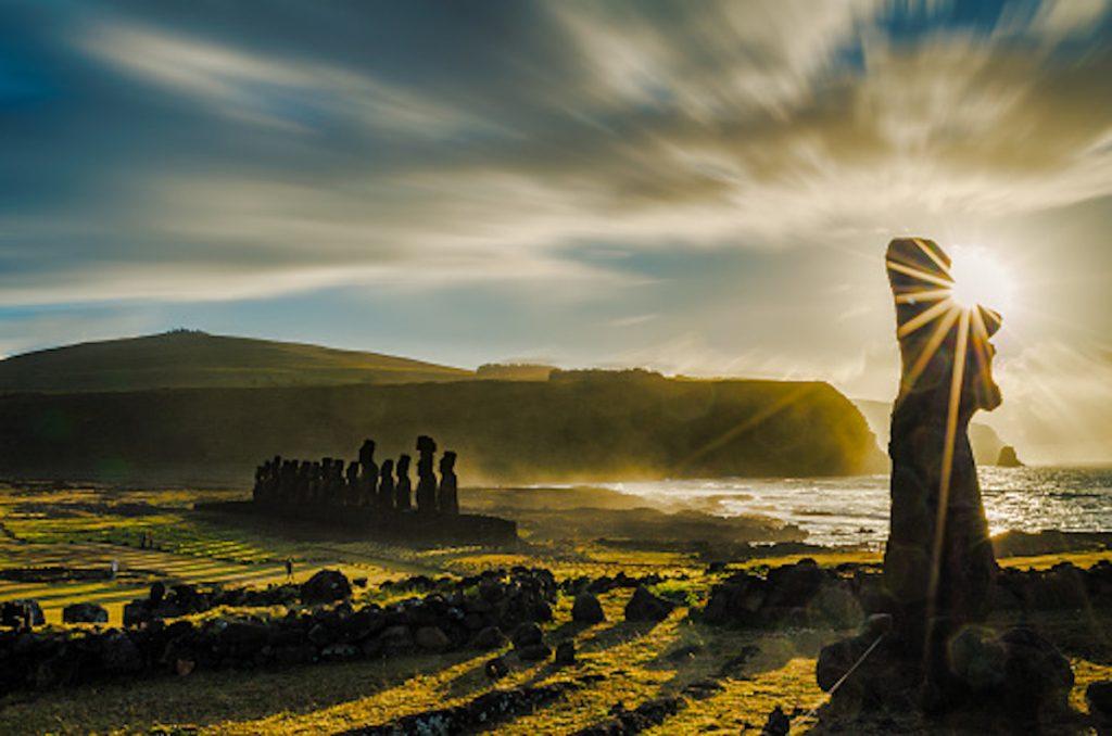 Getty / Isla de Pascua, Chile -Dentro de las mejores playas del 2020