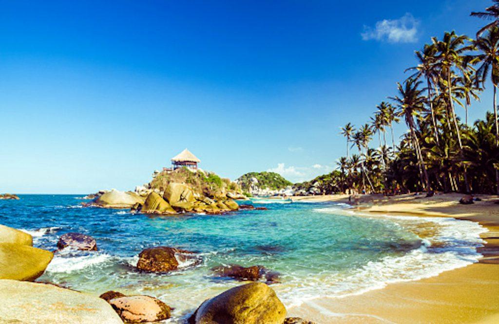 Getty / Parque Tayrona - Dentro de las mejores playas de Colombia