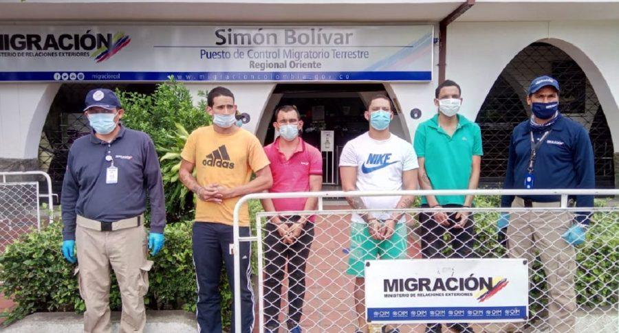 Venezolanos se fugaron de cárcel y llegaron a Colombia