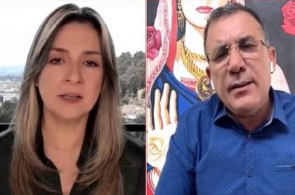 Vicky Dávila y Roy Barreras, en debate sobre los Acuerdos de Paz con las Farc 4 años después de la firma