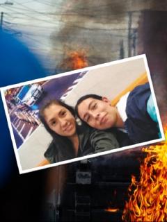 Cindy Contreras y Angie Paola Vaquero, disturbios en Bogotá: la novia de una de las víctimas de los disturbios en Bogotá ahora sufre de amenazas y discriminación.