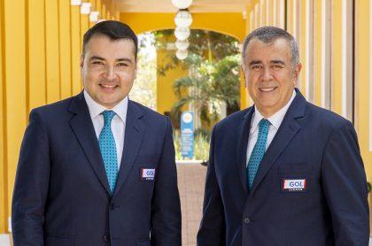 Carlos Morales y Javier Hernández Bonnet, integrantes de las transmisiones del Gol Caracol en las que ahora estará Rafael Dudamel
