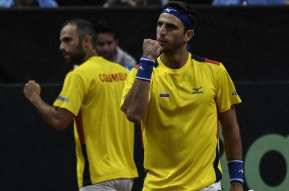 Juan Sebastián Cabal y Robert Farah, clasificados a semifinales de Roland Garros