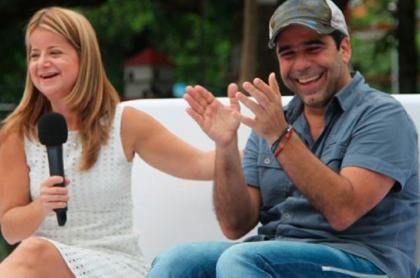 Álex Char y Elsa Noguera, salpicados por chats sobre corrupción en Barranquilla