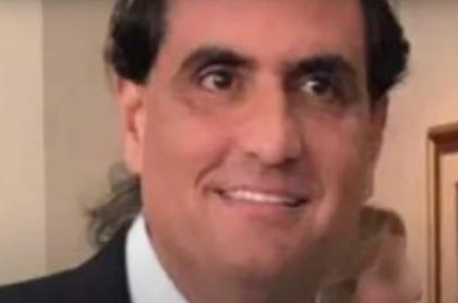 Álex Saab, señalado como testaferro de Maduro y preso en Cabo Verde.