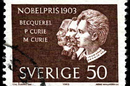 Los últimos 10 ganadores de Nobel de Física.