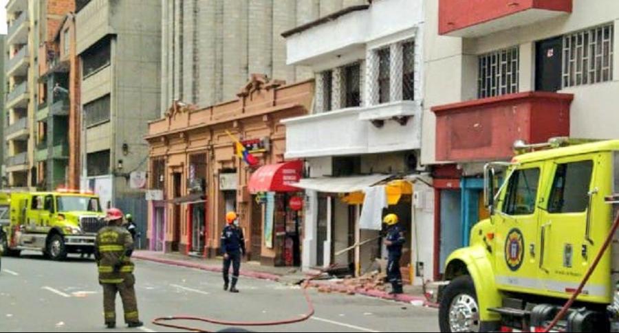 Explosión cerca de sede de la UP en Medellín