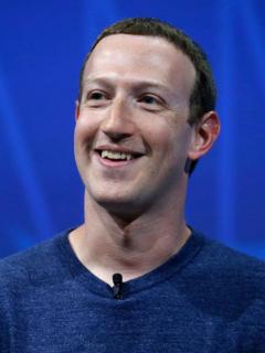 Foto de Mark Zuckerberg ilustra nota sobre los 4 multimillonarios que más aumentaron sus fortunas durante la pandemia.
