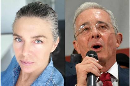 """Margarita Rosa de Francisco calificó de """"crueldad"""" el castigo que Álvaro Uribe le impuso a su hijo Jerónimo cuando era niño."""