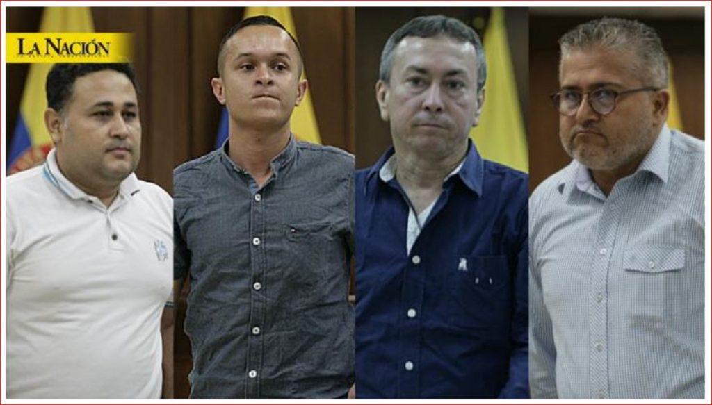 Dos exfuncionarios de Fiscalía integraban banda de ladrones en Huila - Foto: La Nación