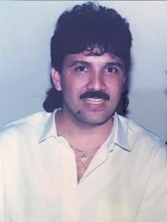 Foto de Rafael Orozco, cantante de vallenato que fue asesinado el 11 de junio de 1992.