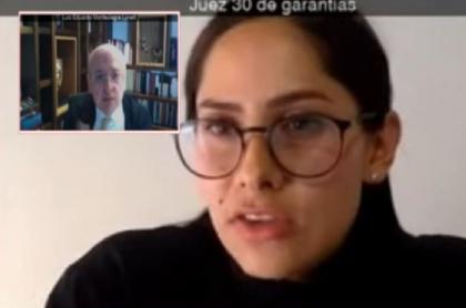 Juez 30 de garantías tuvo que regañar 3 veces a exfiscal Montealegre en audiencia contra Uribe