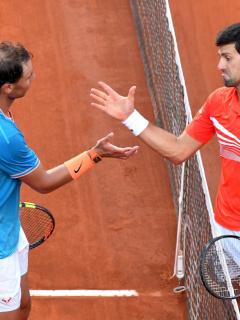 Nadal y Djokovic protagonizan final de lujo en Roland Garros.