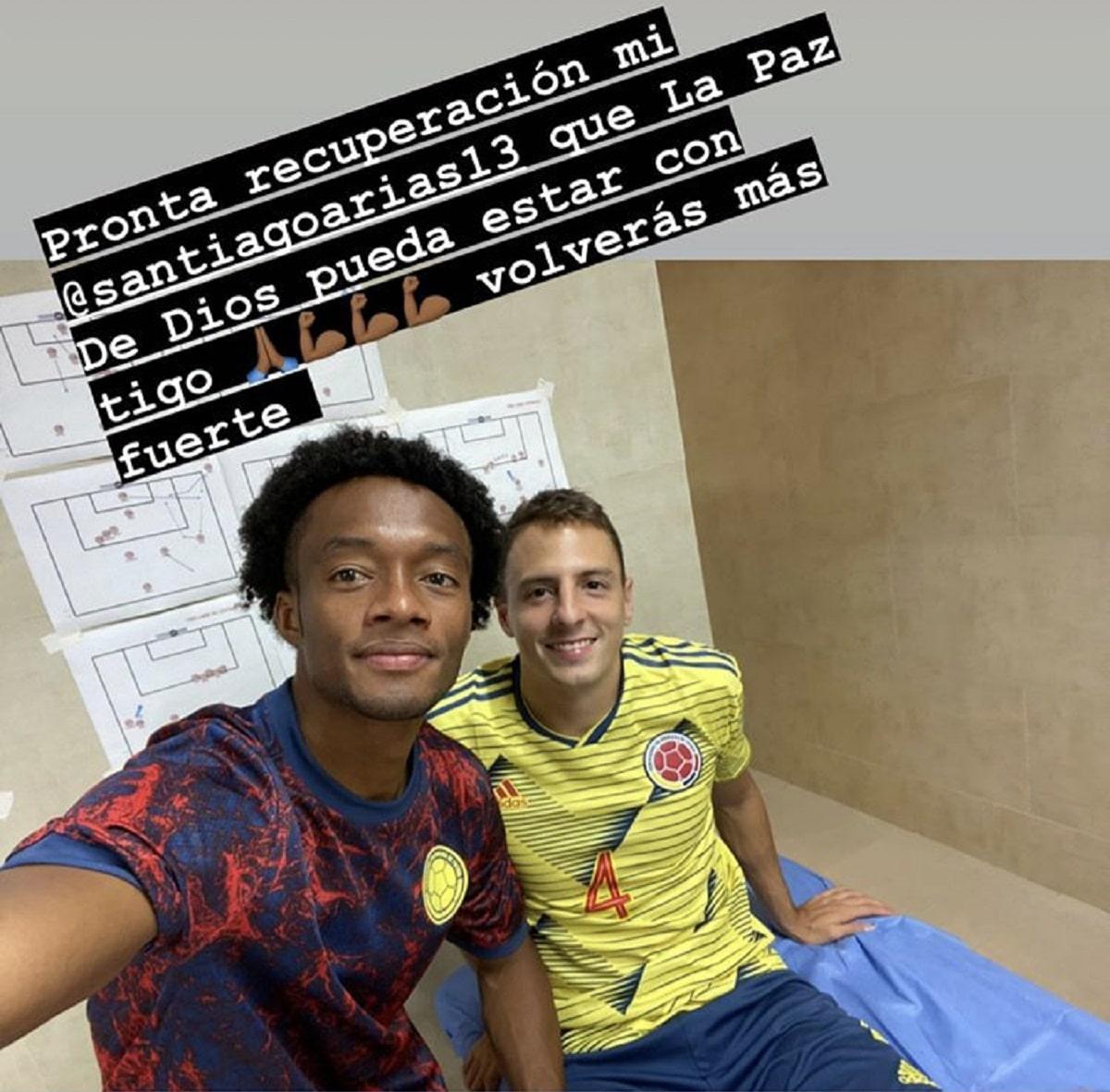 @cuadrado, en Instagram