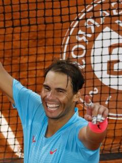 Nadal vence a Djokovic en final de Roland Garros.