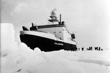 Hielo ártico podría desaparecer durante el verano.
