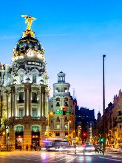 ¿Cuánto tiempo puede estar un colombiano en España?