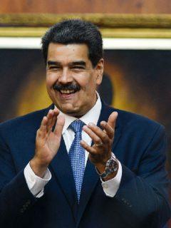 Nicolás Maduro, líder del régimen venezolano, a propósito de su particular forma de hablar inglés.