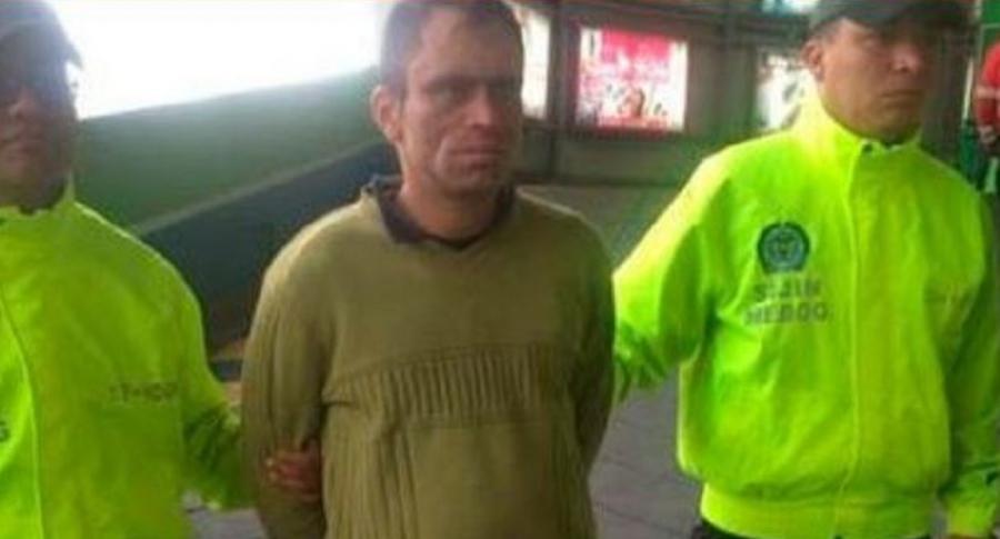 Fredy Armando Valencia, 'Monstruo de Monserrate', absuelto del delito de violación