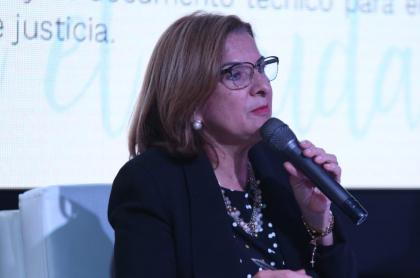 Margarita Cabello, procuradora elegida de la que  demandaron su elección