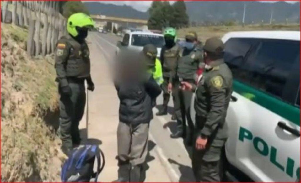 Captura de padre por el asesinato de sus dos hijos en Zipaquirá / Noticias RCN