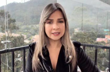 Vicky Dávila, de la que se sembraron dudas por audio sobre narcofinca por la que investigan Sanclemente