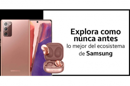 Características del Samsung Galaxy Note 20 Ultra y sus accesorios