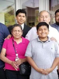 La familia Aguirre perdió su negocio en Arizona, Estados Unidos.