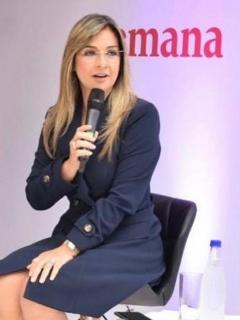 Vicky Dávila dice que hay colegas que la están persiguiendo