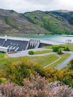 Imagen de una represa que ilustra nota: Colombia agotó sus recursos naturales dispuestos para 2020